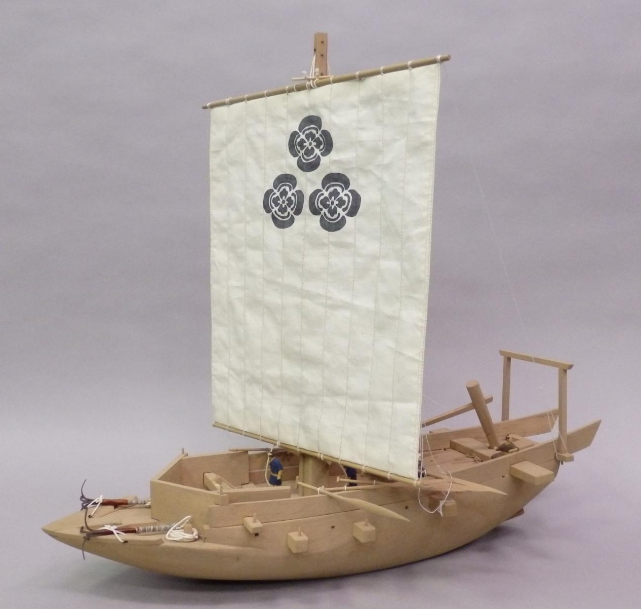 北国船模型