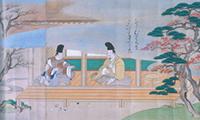 彦火々出見尊絵巻(明通寺所蔵)