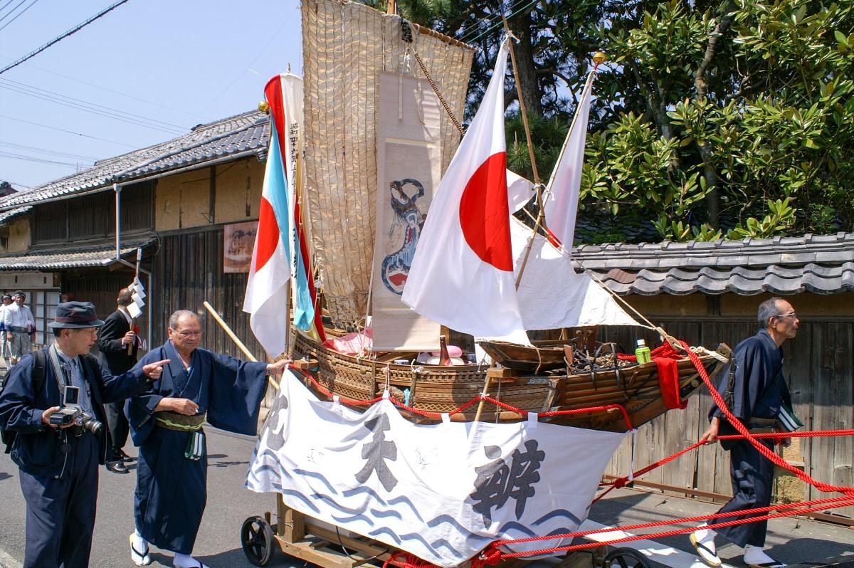 船霊社(弁天丸)