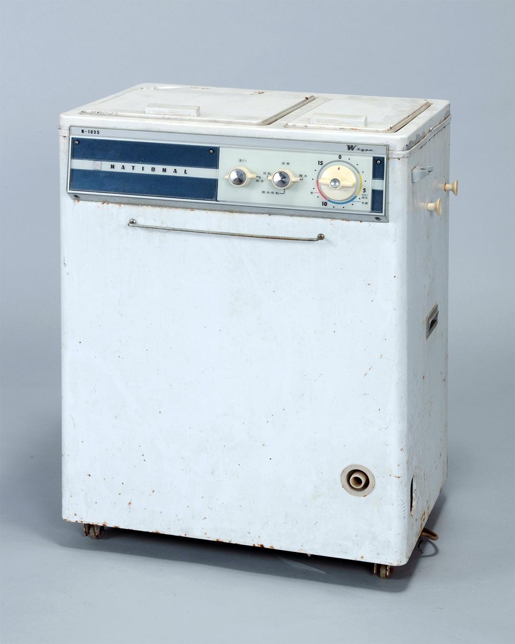 ナショナル二槽式洗濯機