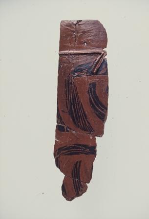 漆塗り筒形三足器(重文)