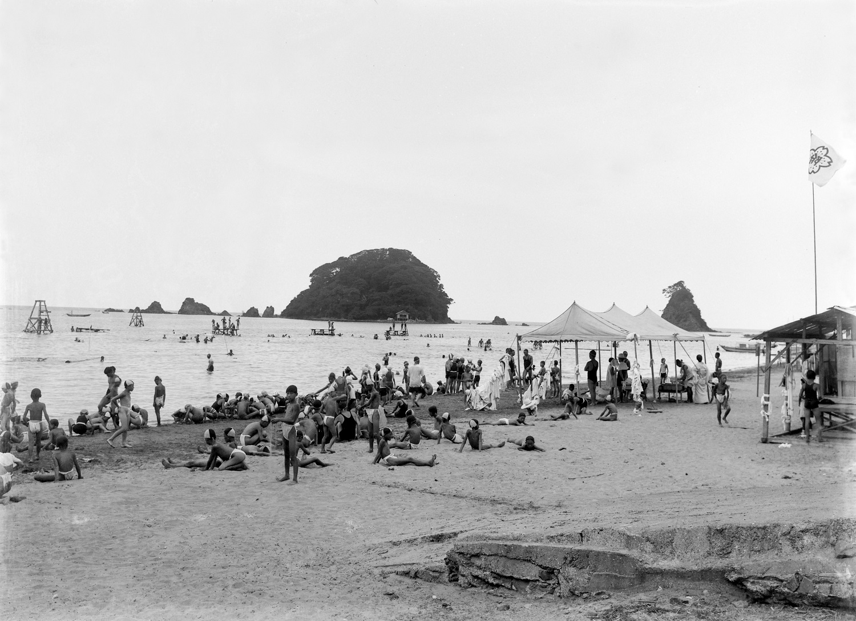 高浜の若宮海水浴場